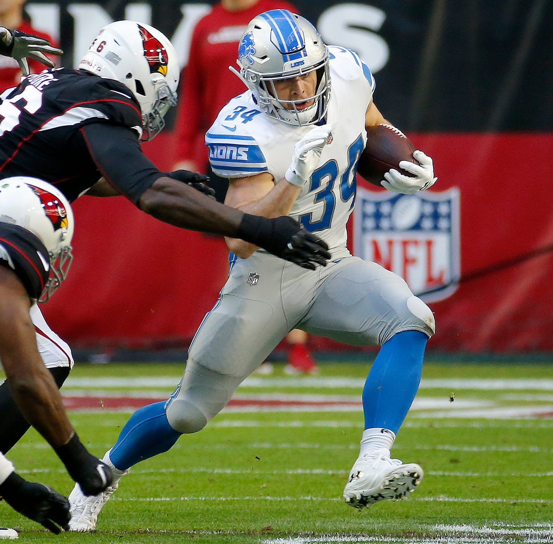 Detroit Lions vs. Arizona Cardinals: Live game blog, score updates