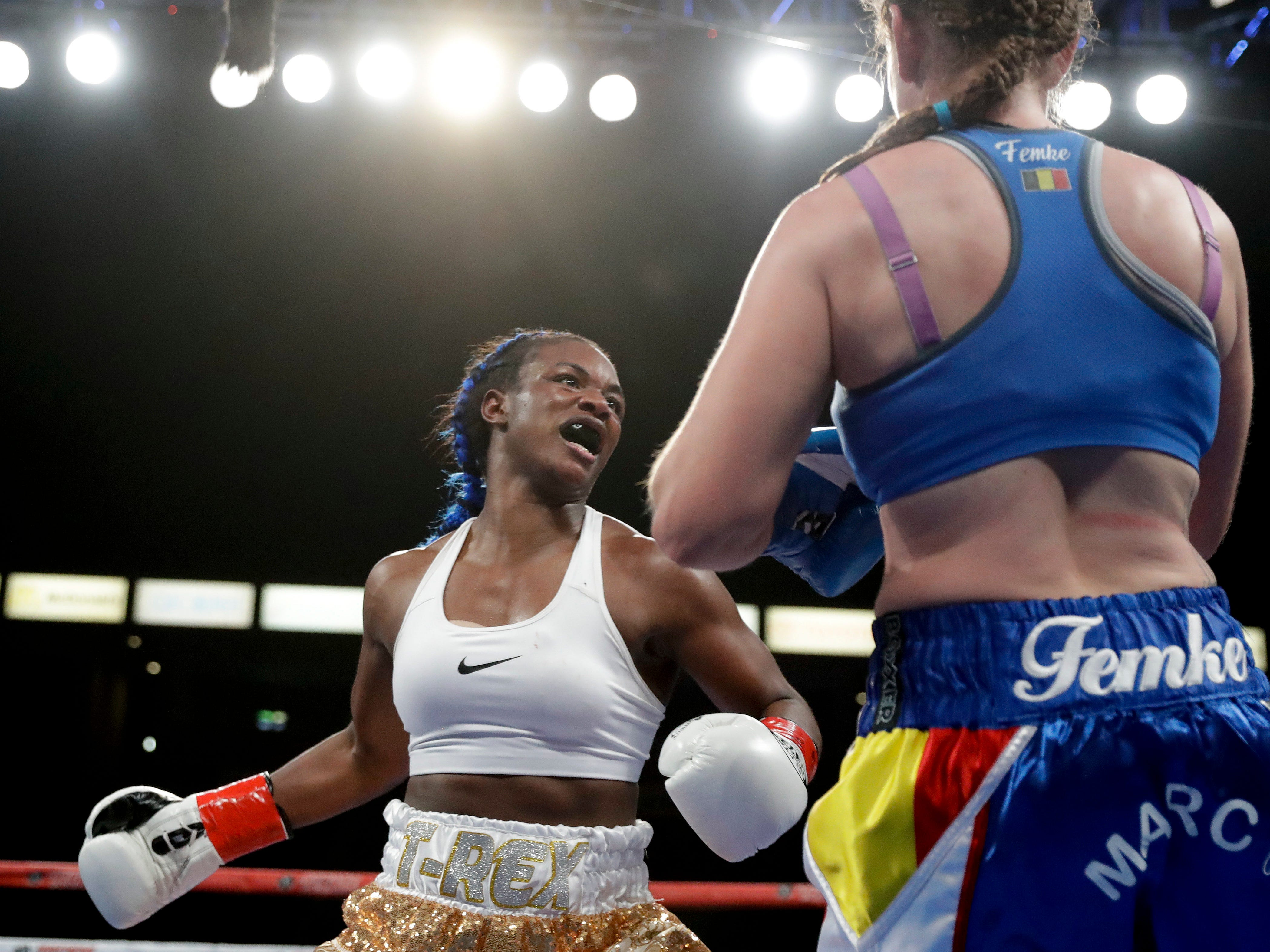 Shields, Braekhus win decisions on HBO's last boxing show