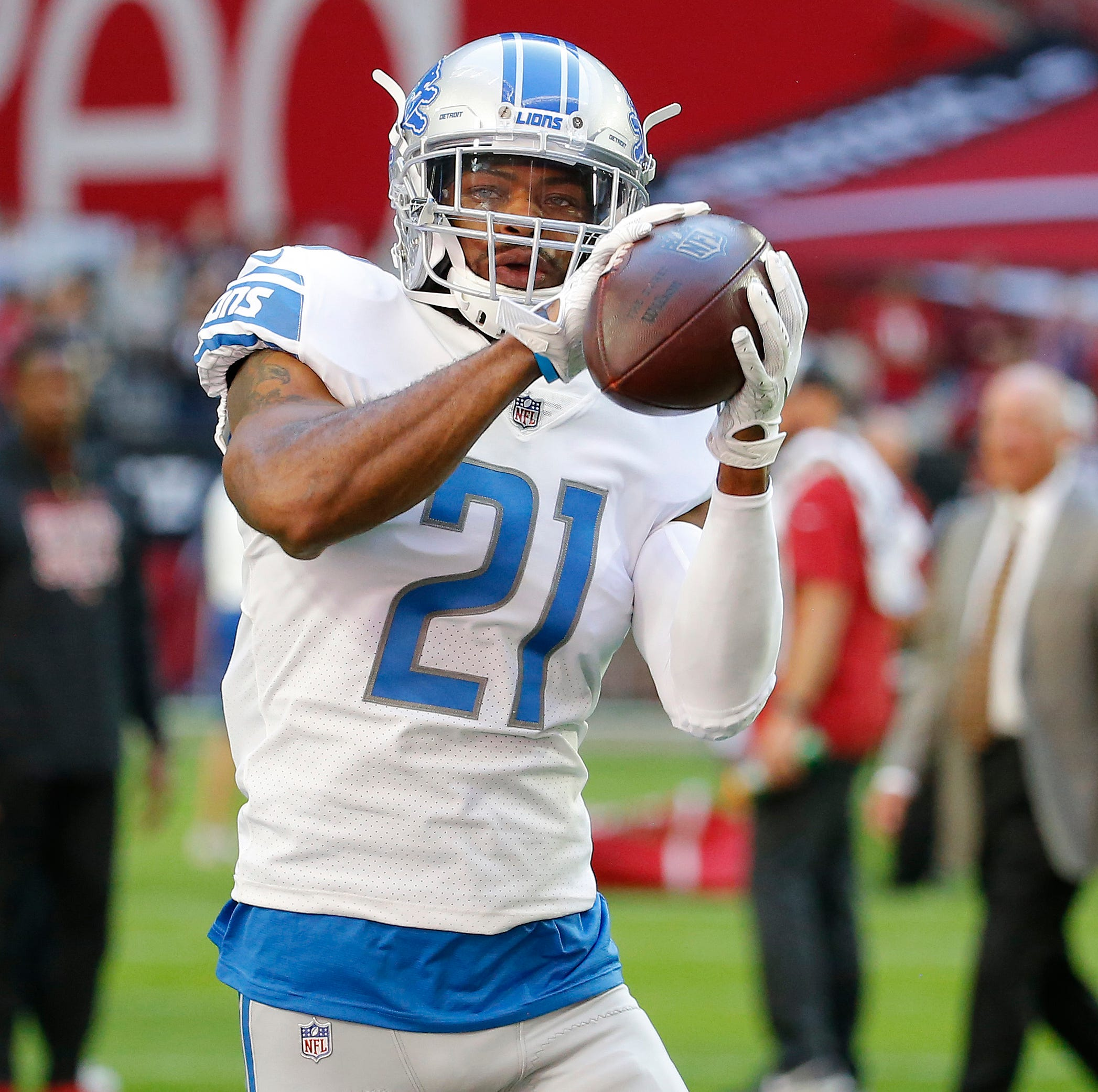 Lions re-sign cornerback Marcus Cooper to one-year contract