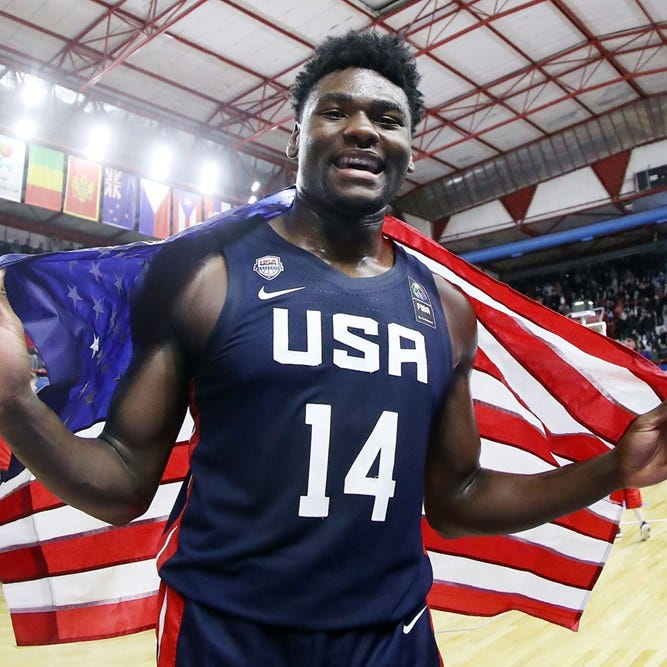 Michigan State shifts to Isaiah Stewart as No. 1 recruiting target