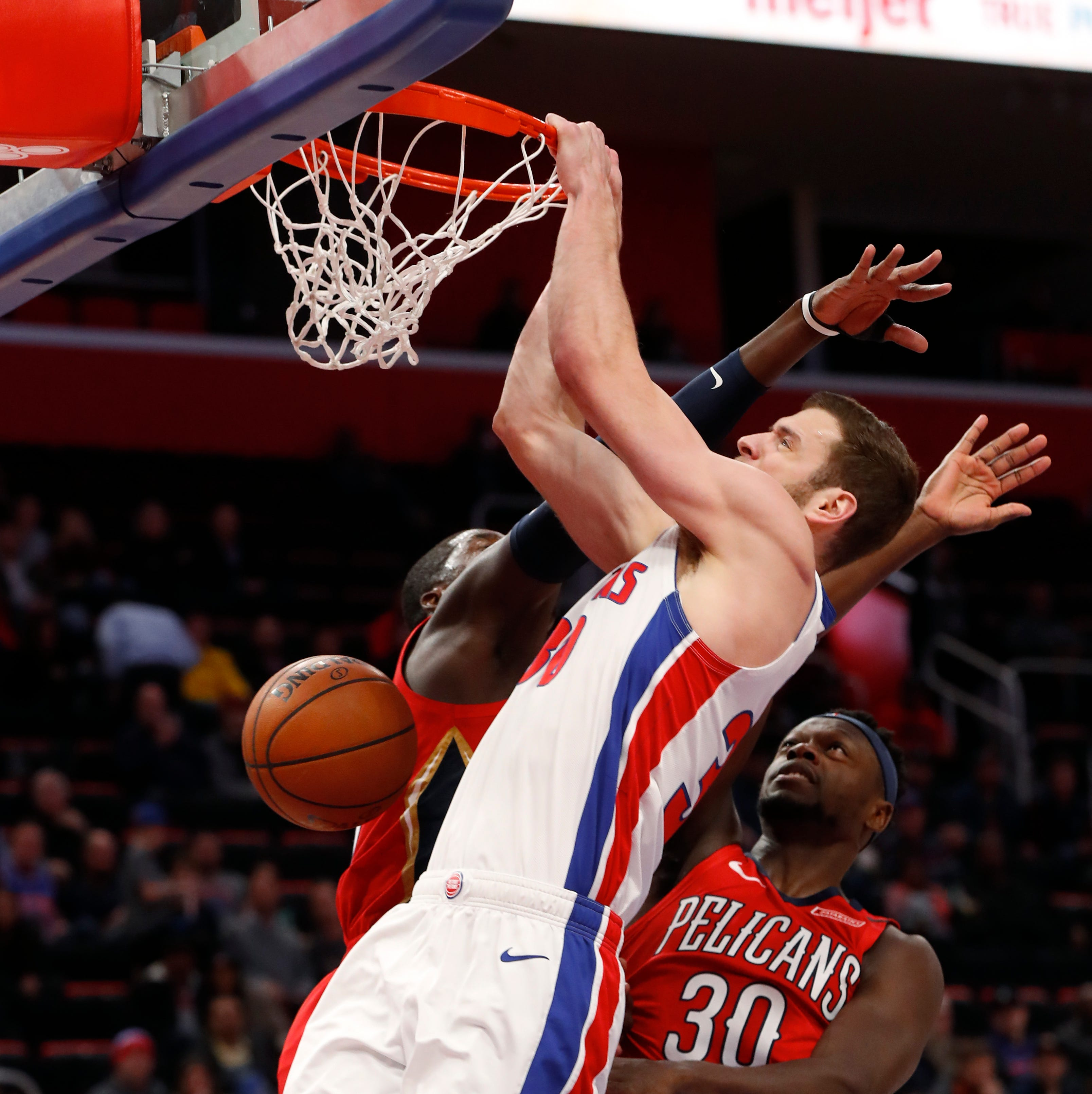 Beard: Amid Pistons' tailspin, the road offers no comfort