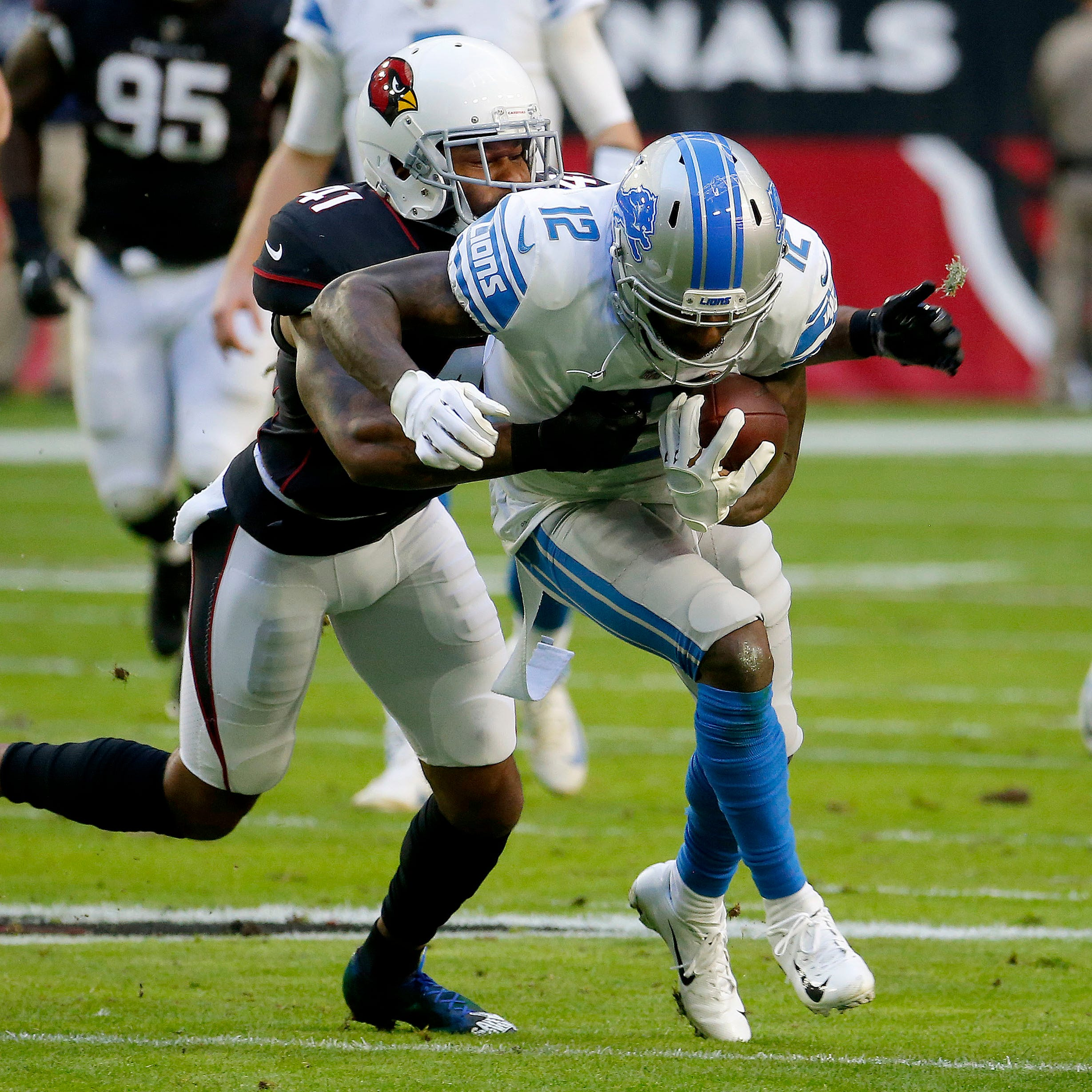 Live updates: Lions-Cardinals scoreless to start 2Q