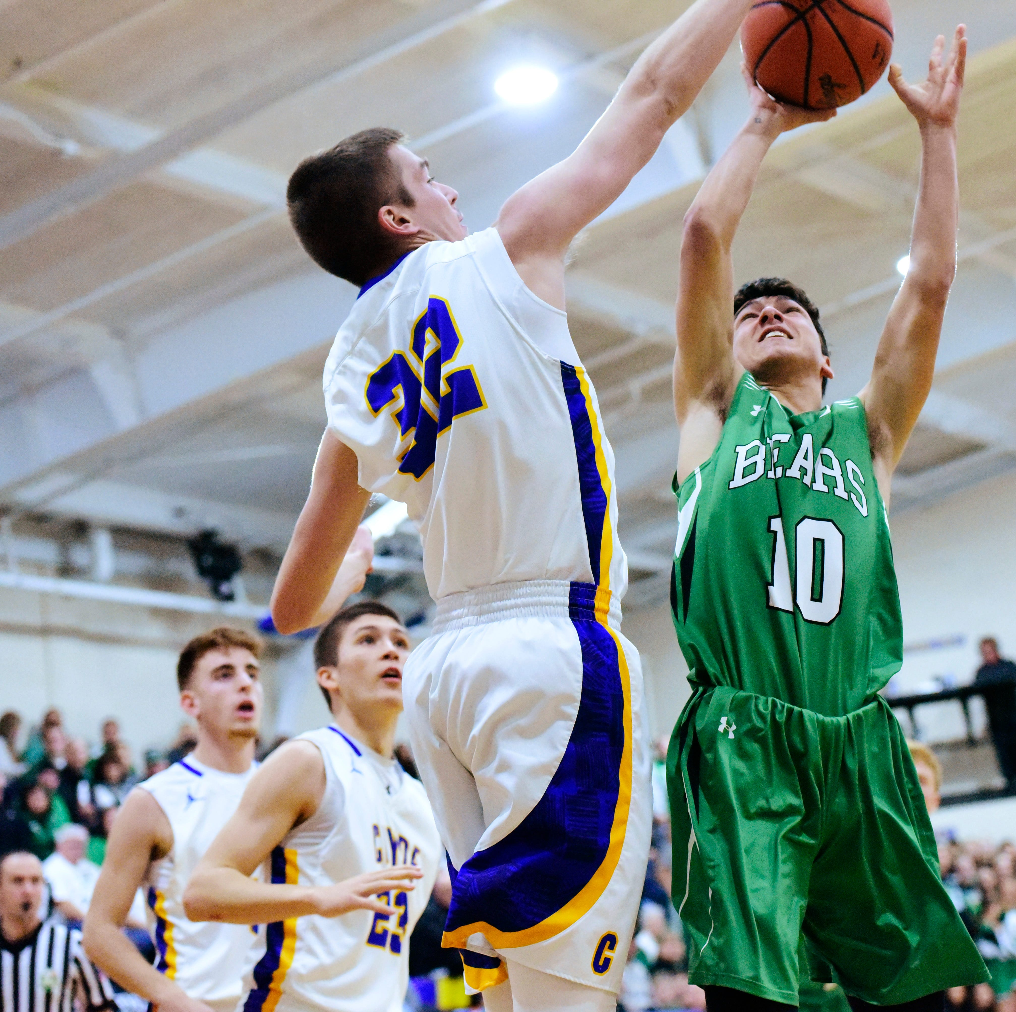 Clyde remains unbeaten after win over Margaretta at home