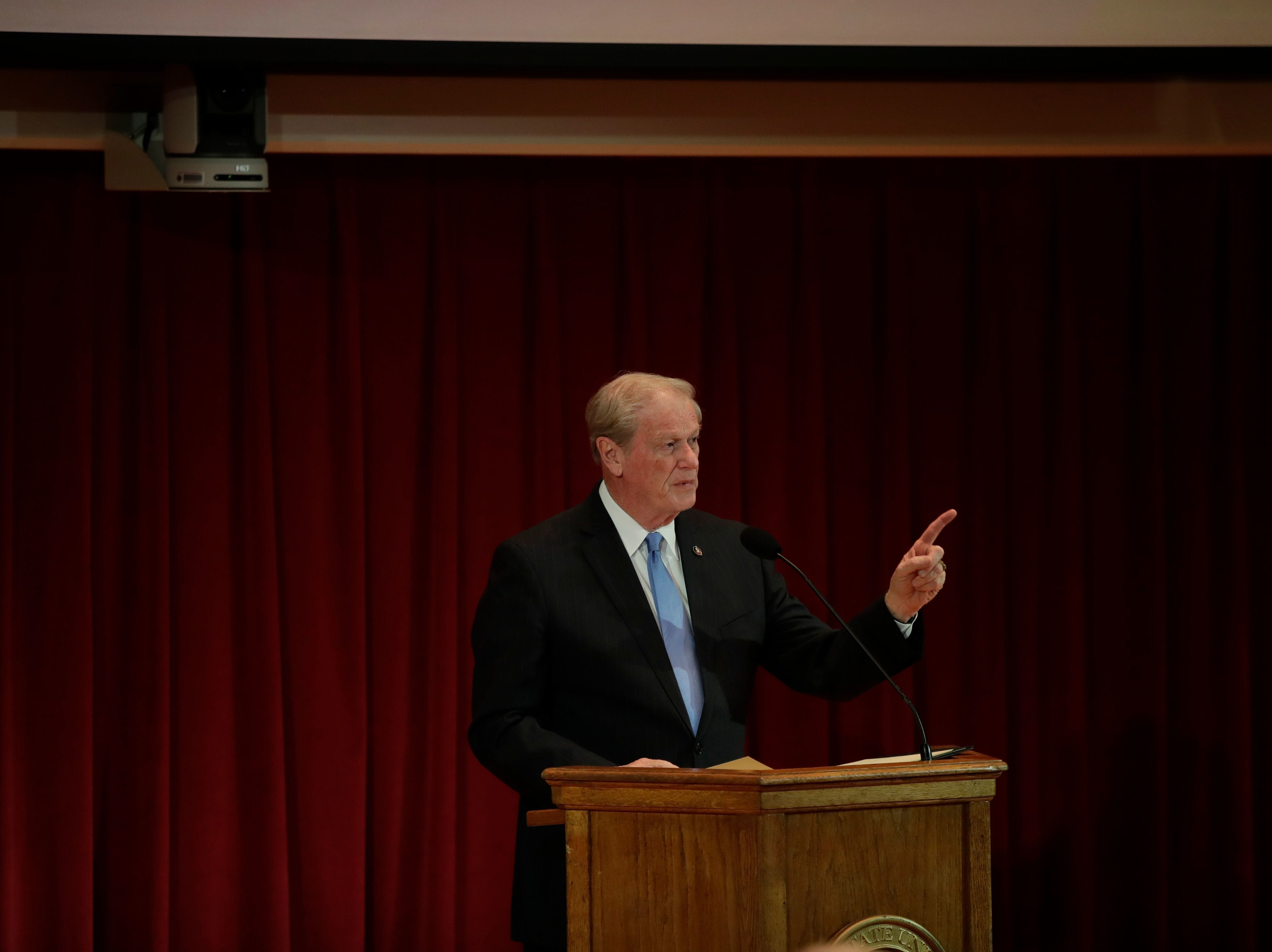 FSU President John Thrasher reflects on a year marked by 'tragedy and triumph'