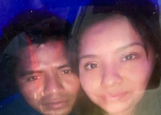 Diego Lopez and Maria Miguel, a Fort Myers couple, were killed Sunday morning when the SUV they were in veered off the freeway went through a fence and crashed over a retention pond just south of Colonial Boulevard.