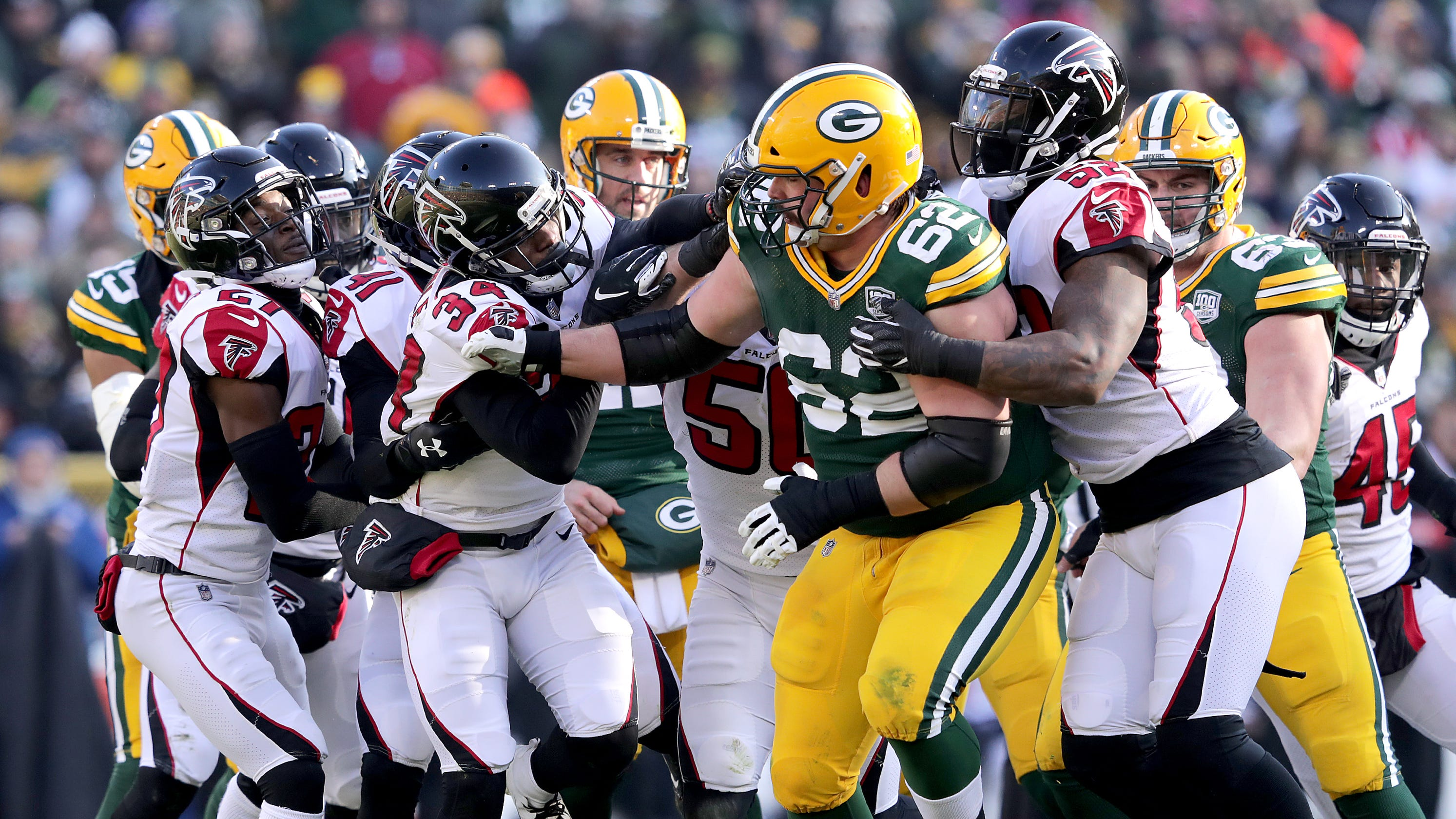 c806e29ad Packers Insider: Thumbs up to defense, down to challenge flags