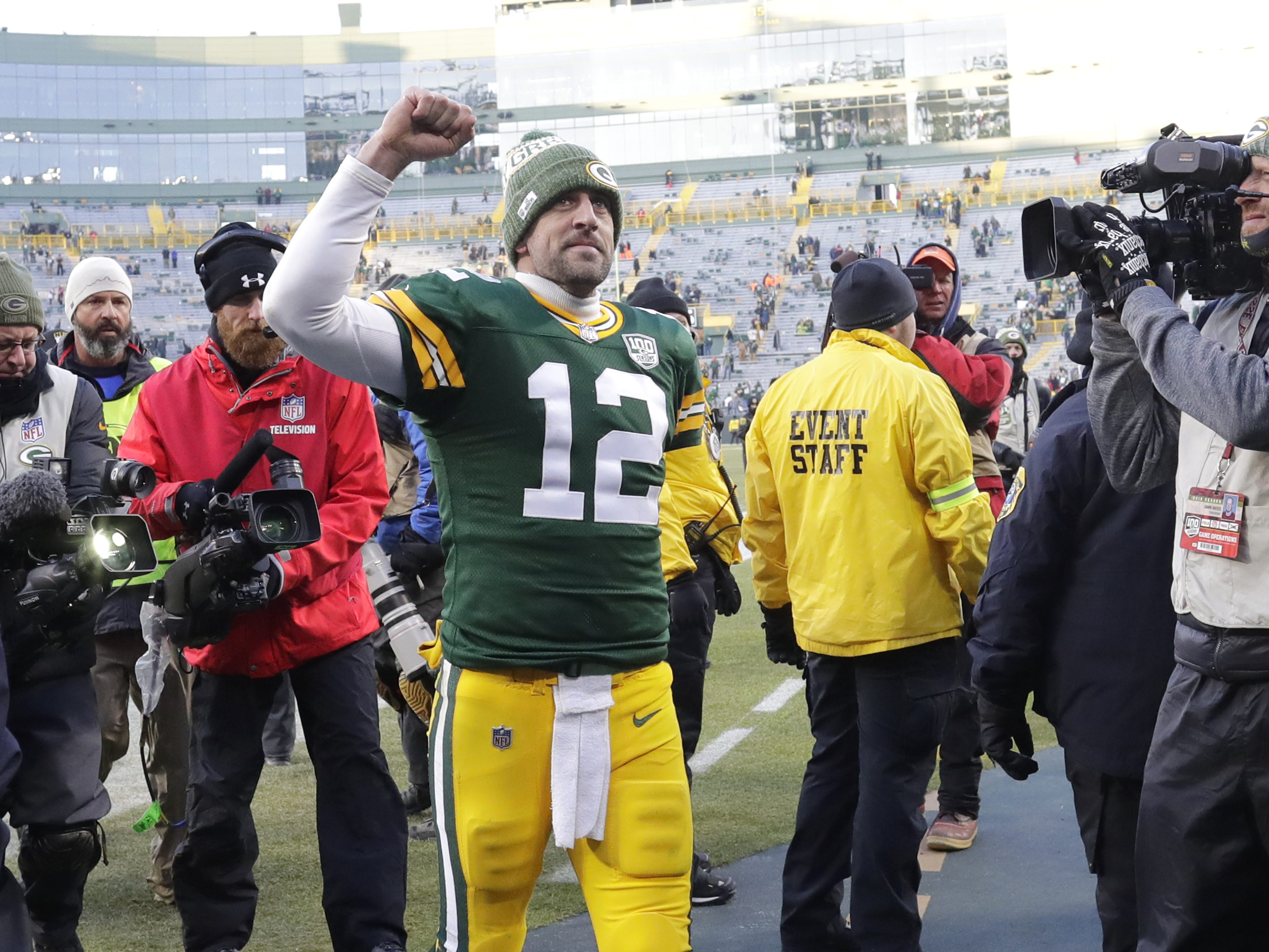 Quick takes: Packers, Philbin find a rhythm in 34-20 victory over Falcons