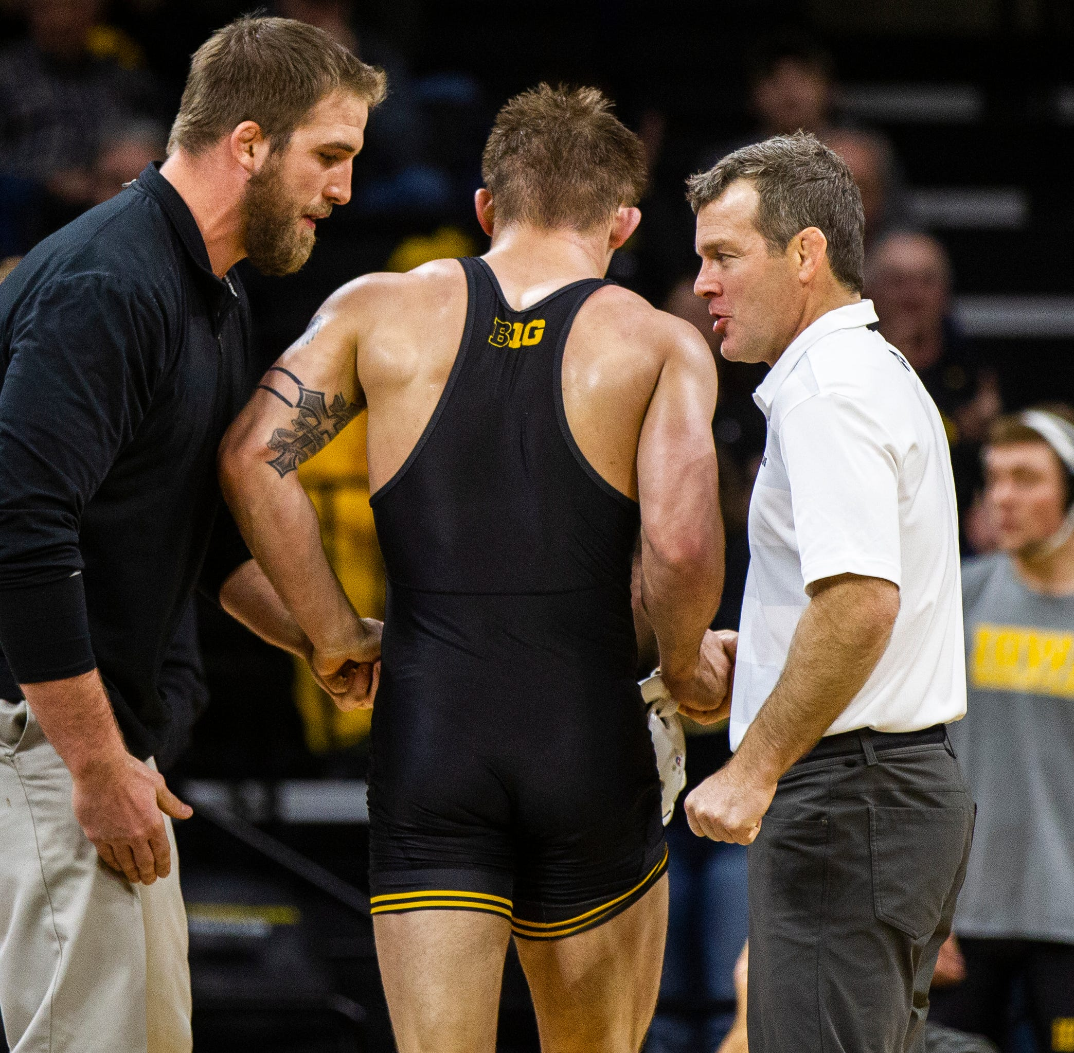 Wrestling Mailbag: Kaleb Young's amazing headlock, Spencer Lee's mini-funk and the future Big Ten schedule