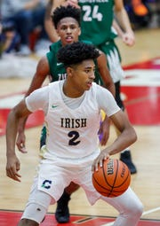 Cathedral senior and Indiana recruit Armaan Franklin will face Alex Hemenway and Castle on Saturday.