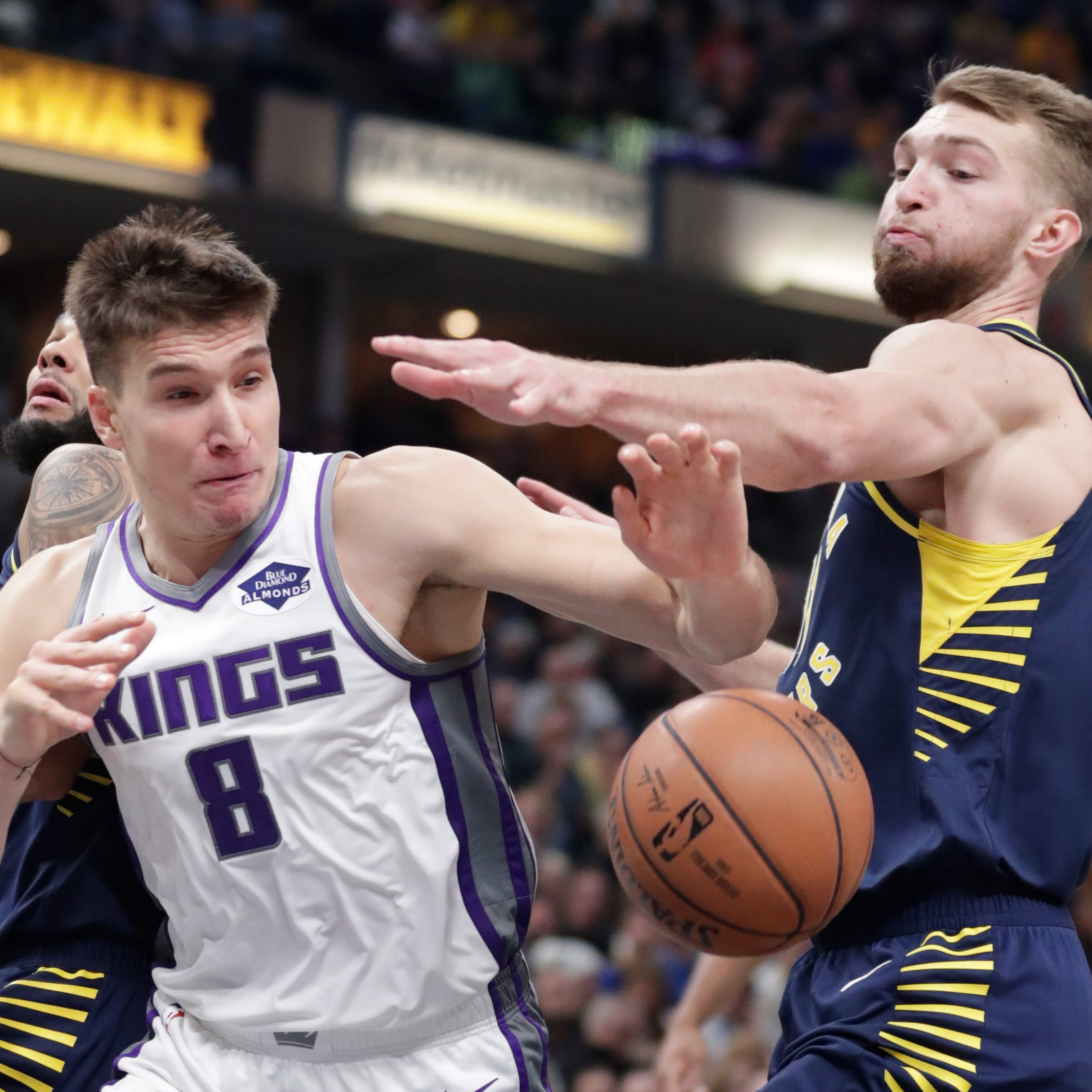 Domantas Sabonis returns to carry Pacers to finish line vs. Kings for 3rd win in a row