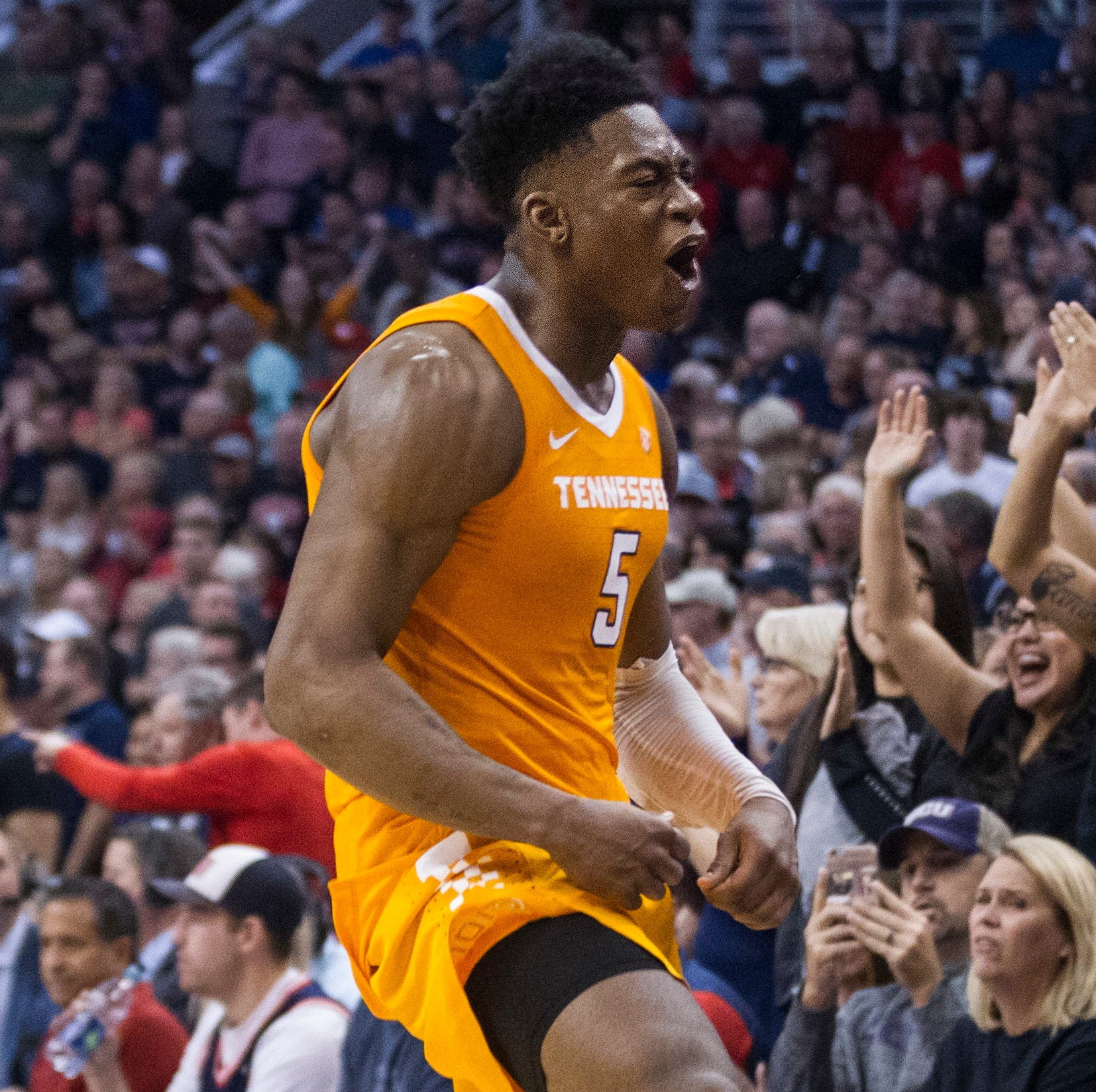 Rick Barnes' UT Vols can win it all, and what a refreshment that would be
