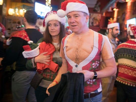 Schulz Brau Brewing Company will reward your sartorial sins on Dec. 21.