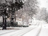 Knoxville got its first snow of the season Dec. 9, 2018.