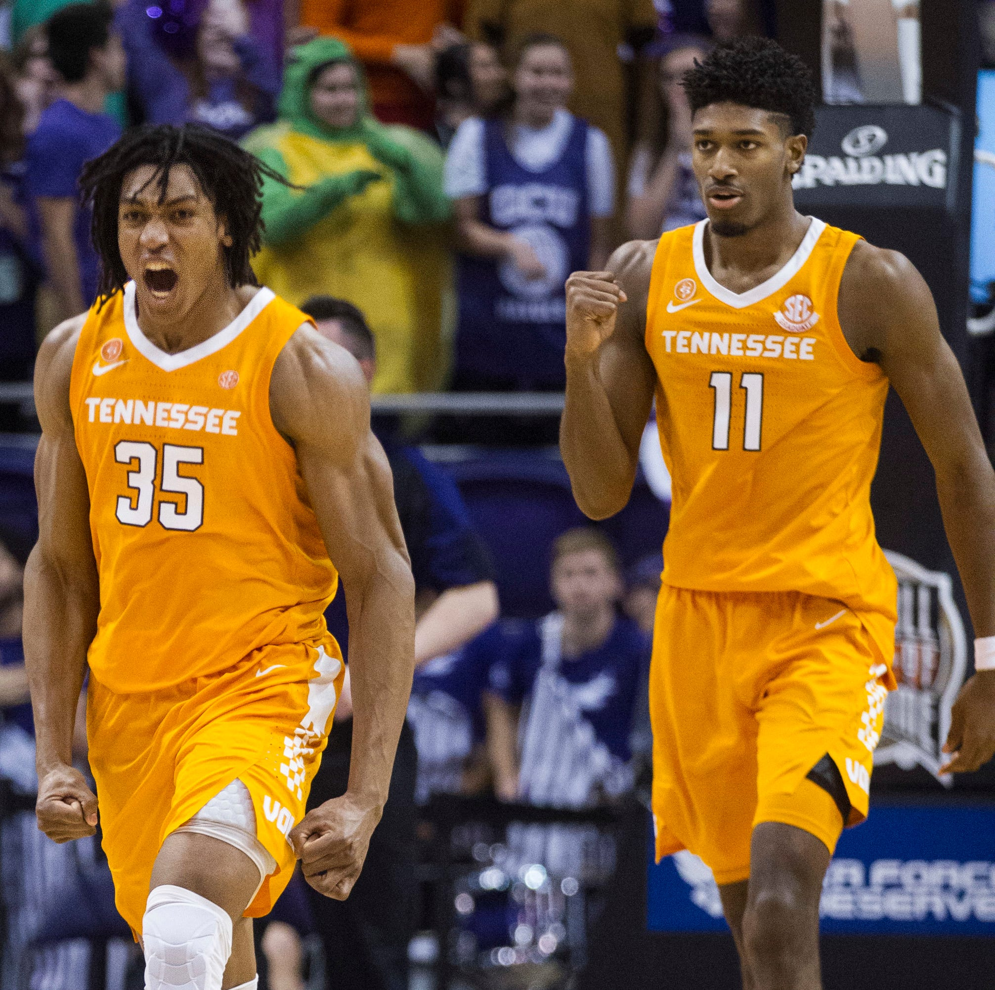 Where UT Vols basketball is ranked in Associated Press poll after Gonzaga win