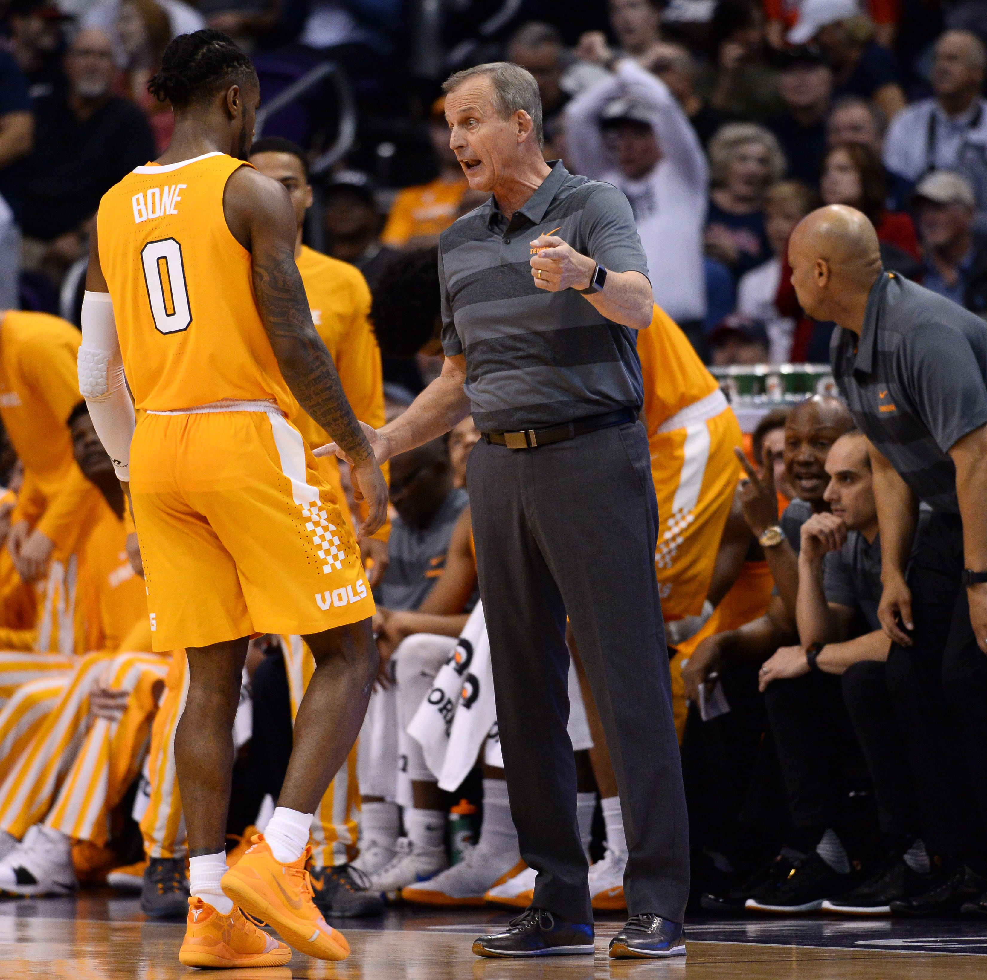 What UT Vols basketball learned from Gonzaga before facing Memphis