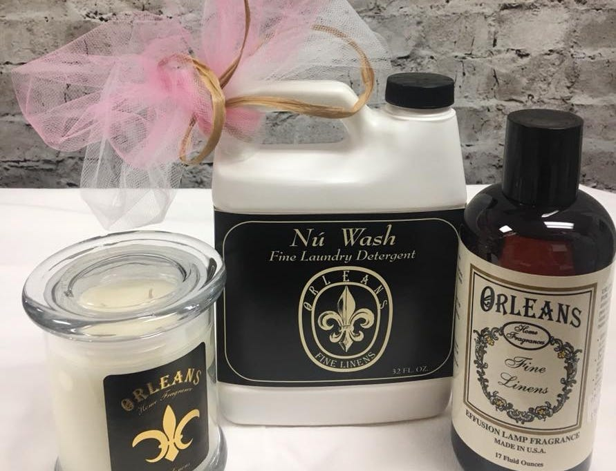 Scented lines sold at Farmer's Drugs and Gifts