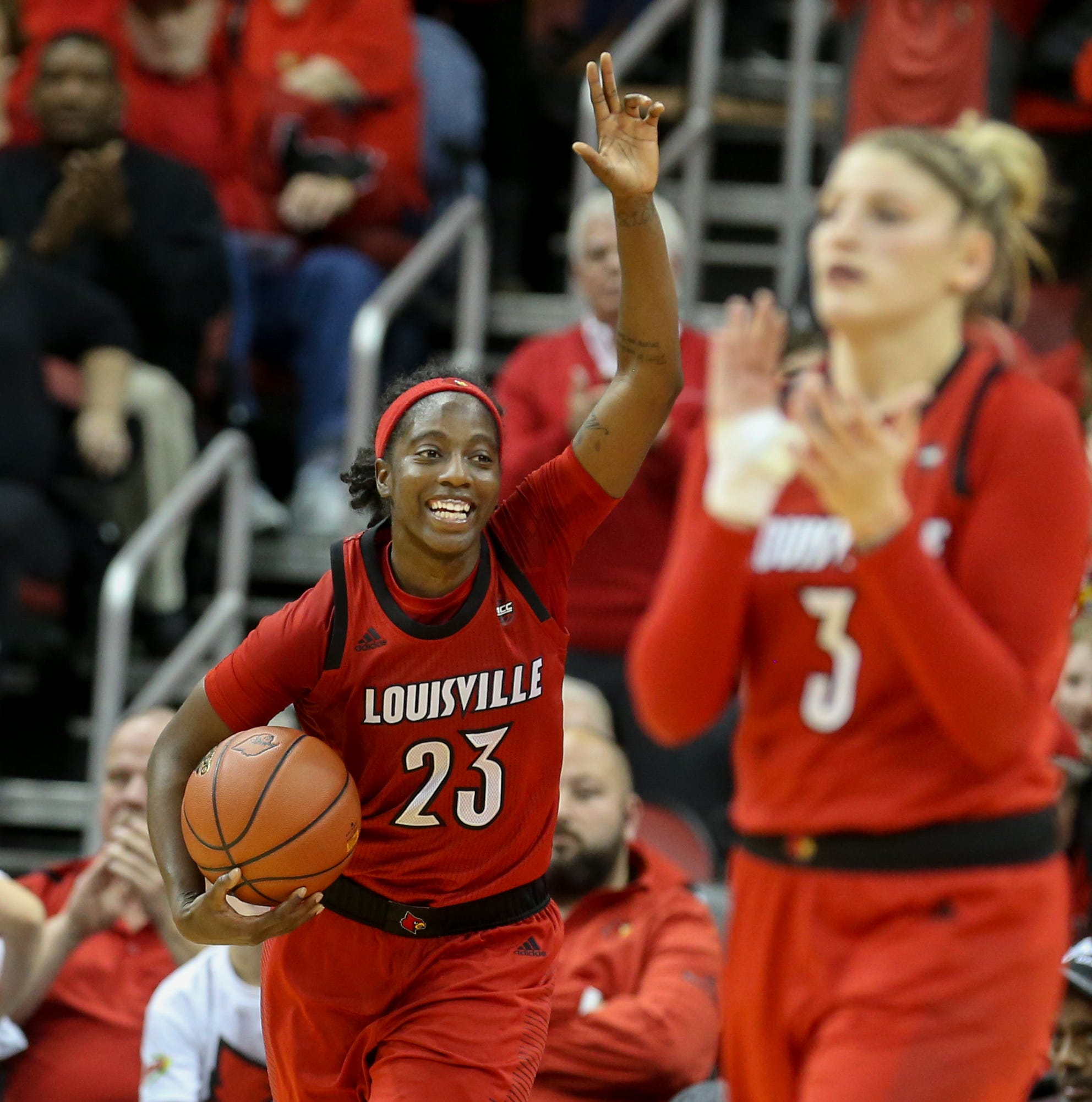 Jazmine Jones' technical sets off frustration for Louisville vs. UK