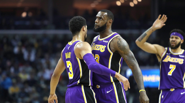 2d450152374 Game Recap  Los Angeles Lakers 111