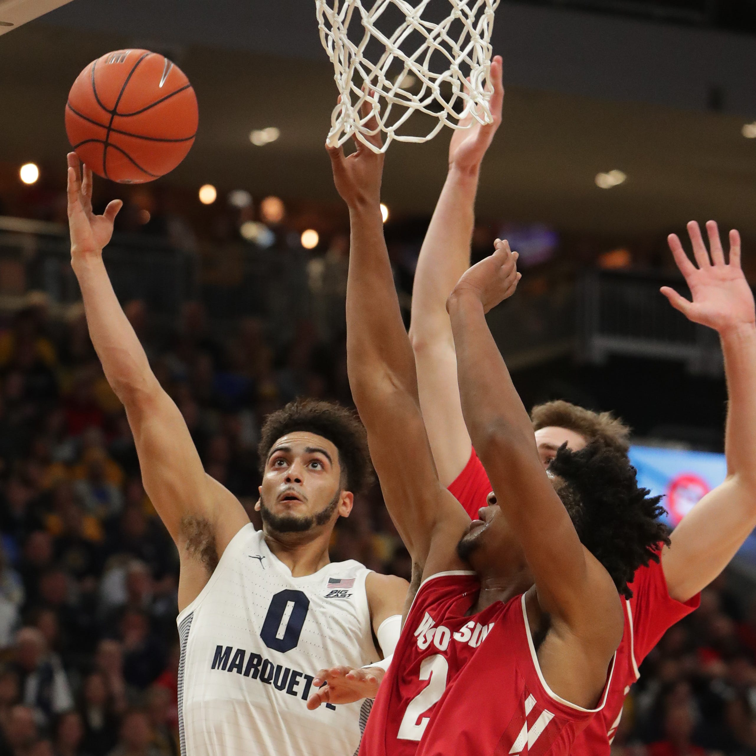 Marquette 74, UW 69 (OT): Golden Eagles win tense battle