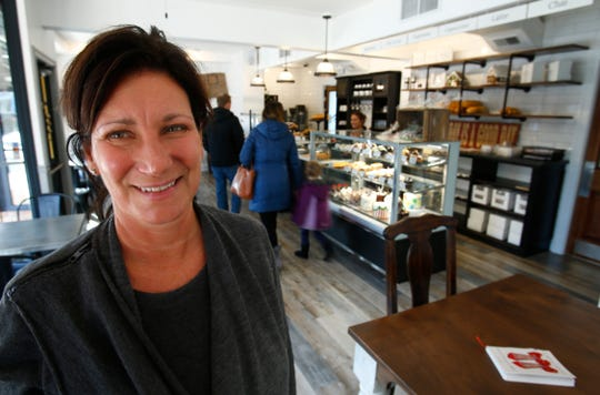 Tracy Bohrer has opened a second The Gingerbread House at 13320 Watertown Plank Road in Elm Grove. Bohrer found the spot while delivering a cake from the Gingerbread House's Muskego location and learned of the building's history as a bakery cafe.