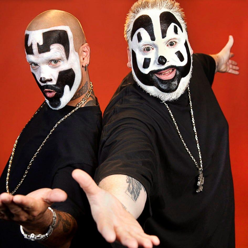 Insane Clown Posse to play Poughkeepsie
