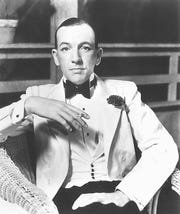 """Even his first name says Christmas: Noel Coward and his music are part of Off the Wall Theatre's new holiday show, """"Cole and Noel: A Holiday Celebration With Noel Coward and Cole Porter."""""""