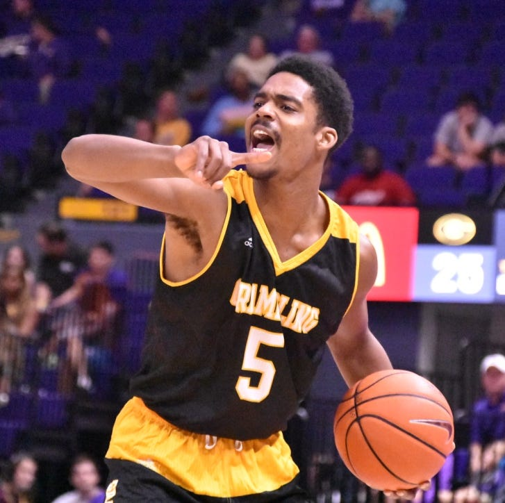 Central Florida rolls past Grambling State