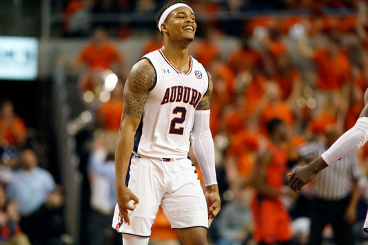 Ncaa Basketball Dayton At Auburn