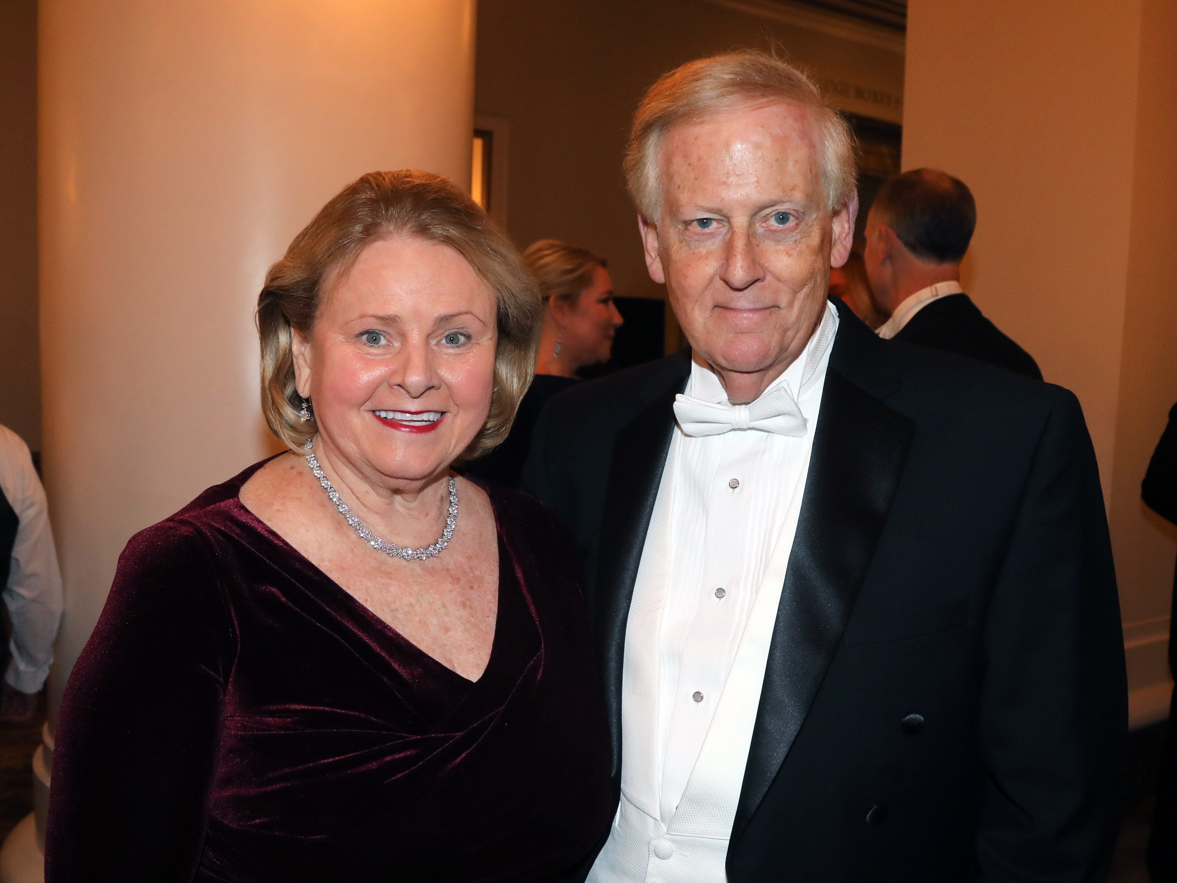 Janice and Randy LaGasse at the 34th annual Symphony Ball on Saturday, December 8, 2018, at Schermerhorn Symphony Center.