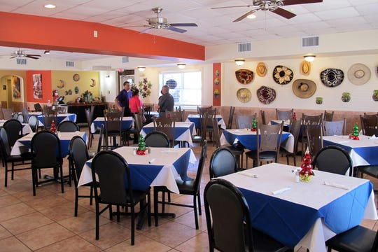 La Bamba Mexican Restaurant Is Back In East Naples At 2196 Airport Pulling Road S