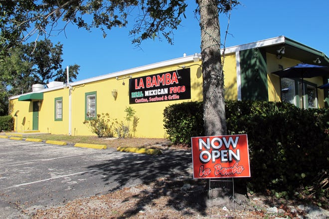 La Bamba Mexican restaurant is back in East Naples at 2196 Airport-Pulling Road S.