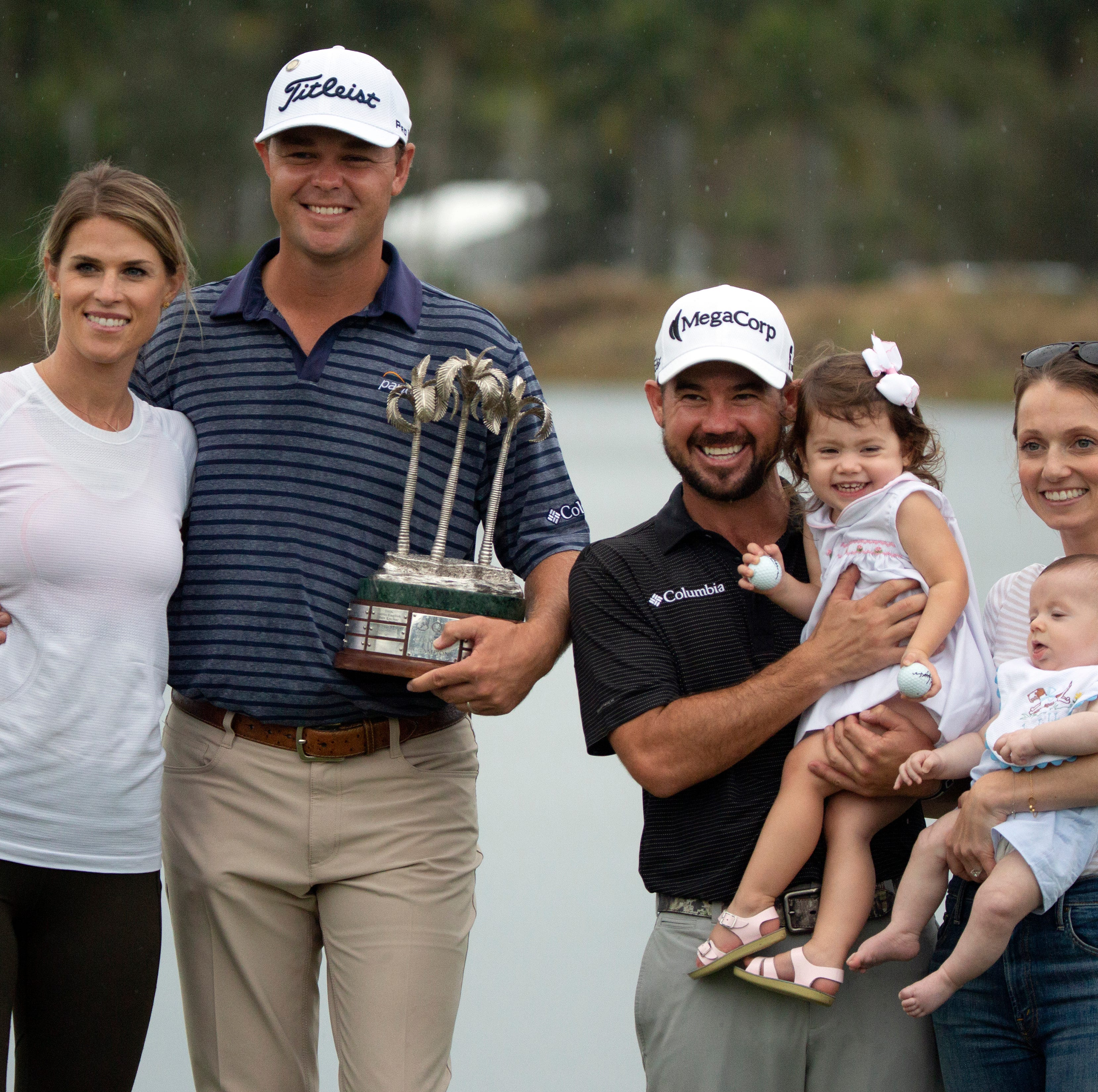 QBE Shootout: Brian Harman/Patton Kizzire win by 1 over Graeme McDowell, Emiliano Grillo