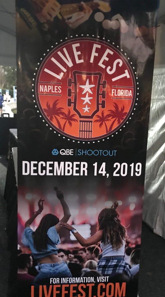 QBE Shootout Live Fest