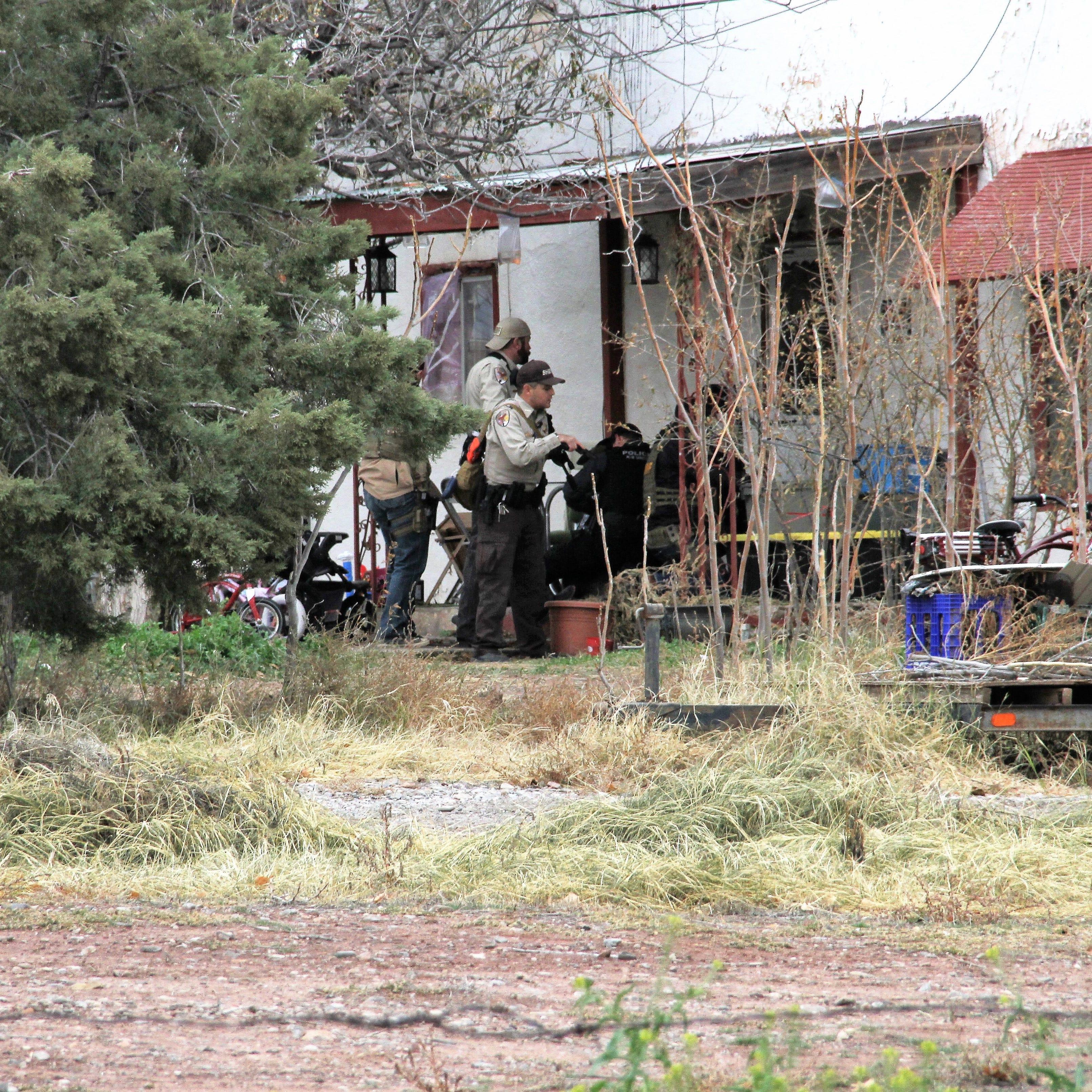 Otero County Sheriff's Office arrests two men on warrants