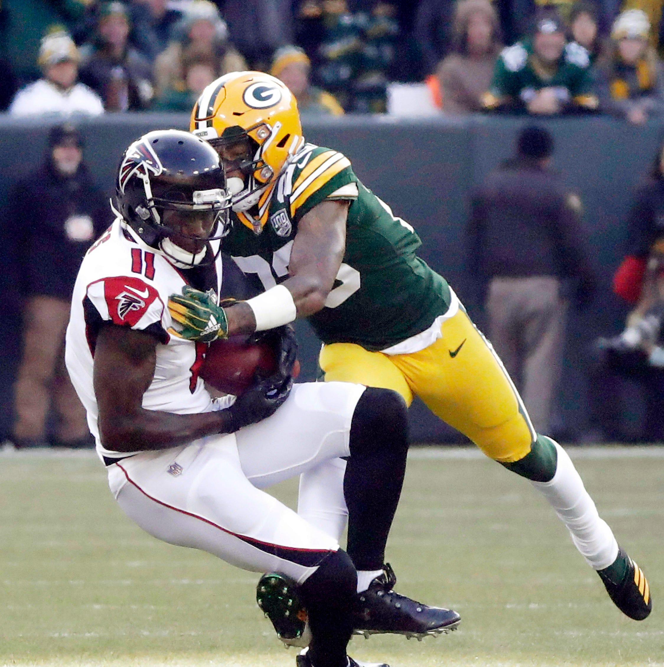 Silverstein: Rookie cornerback Jaire Alexander rewards Packers for their trust