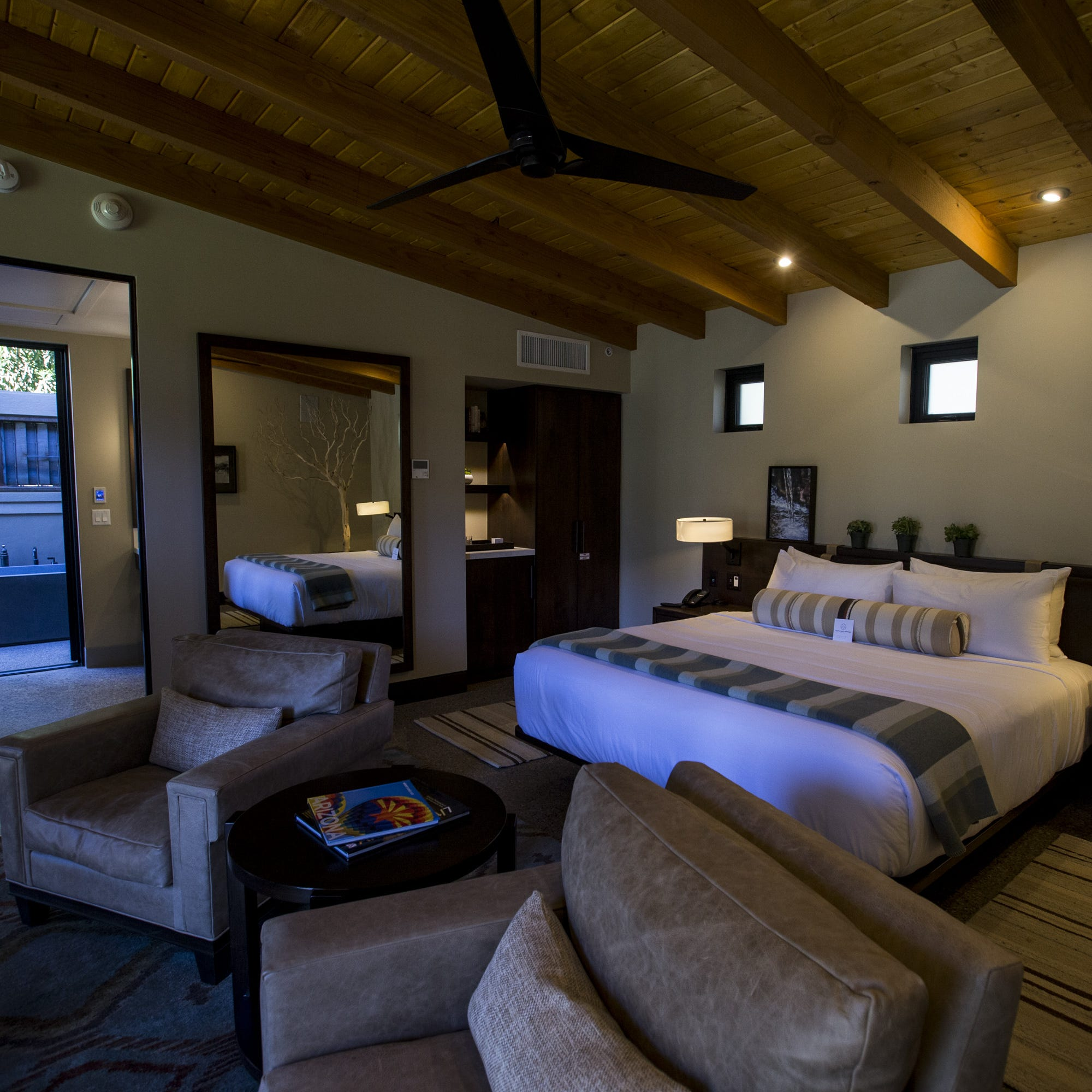 Sneak peek: Inside the new Castle Hot Springs Resort, opening in February