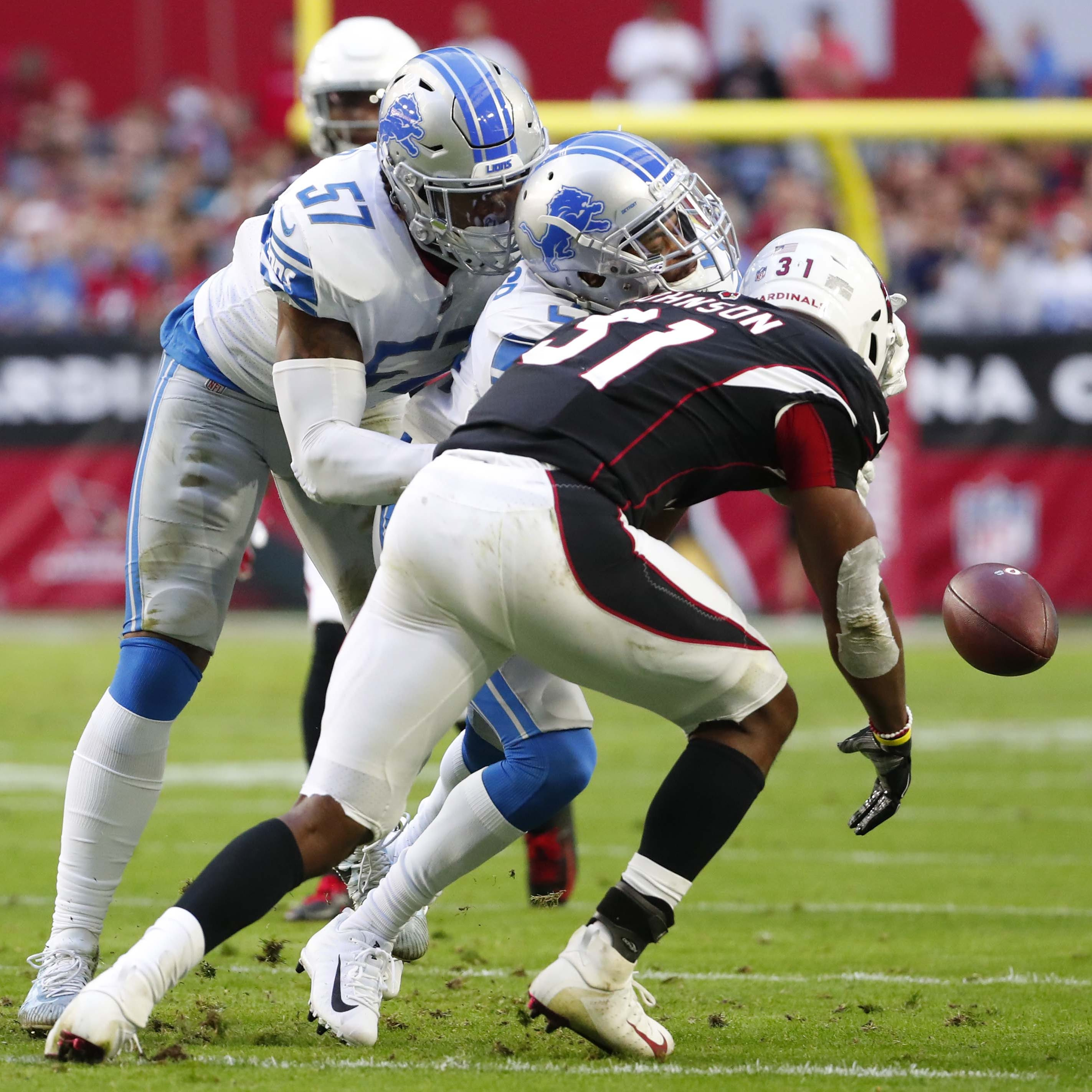 Instant replay: Cardinals' offense fails to show up in lackluster loss to Lions