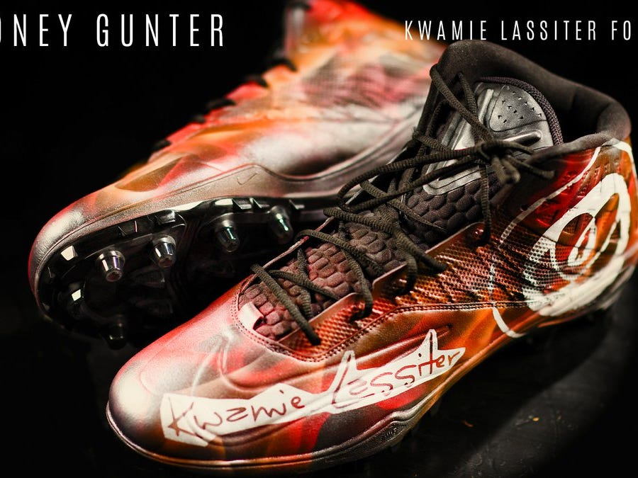 Rodney Gunter: Kwamie Lassiter Foundation