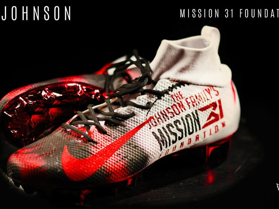 David Johnson: Mission 31 Foundation