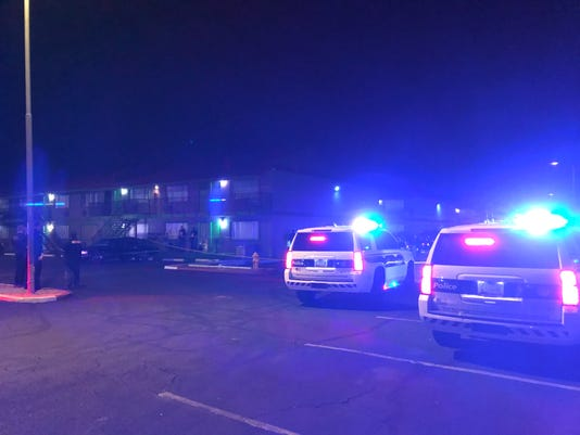 Police investigate reported shooting on East McDowell Road