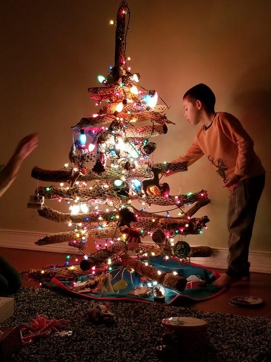 Lancaster Christmas tree