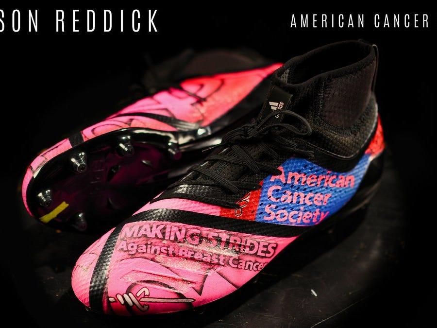 Haason Reddick: American Cancer Society