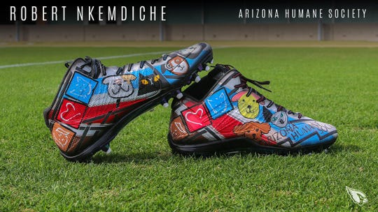 Robert Nkemdiche: Arizona Humane Society
