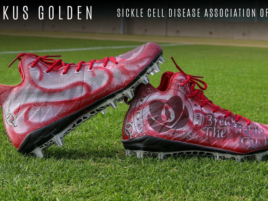 Markus Golden: Sickle Cell Disease Association of America