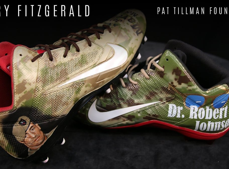Larry Fitzgerald: Pat Tillman Foundation