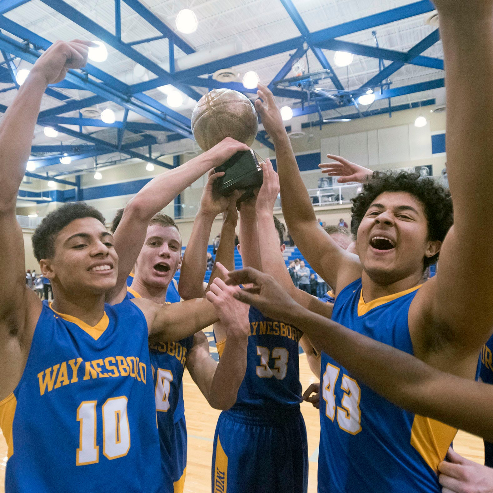 Waynesboro, Greencastle-Antrim take home Tip-Off titles