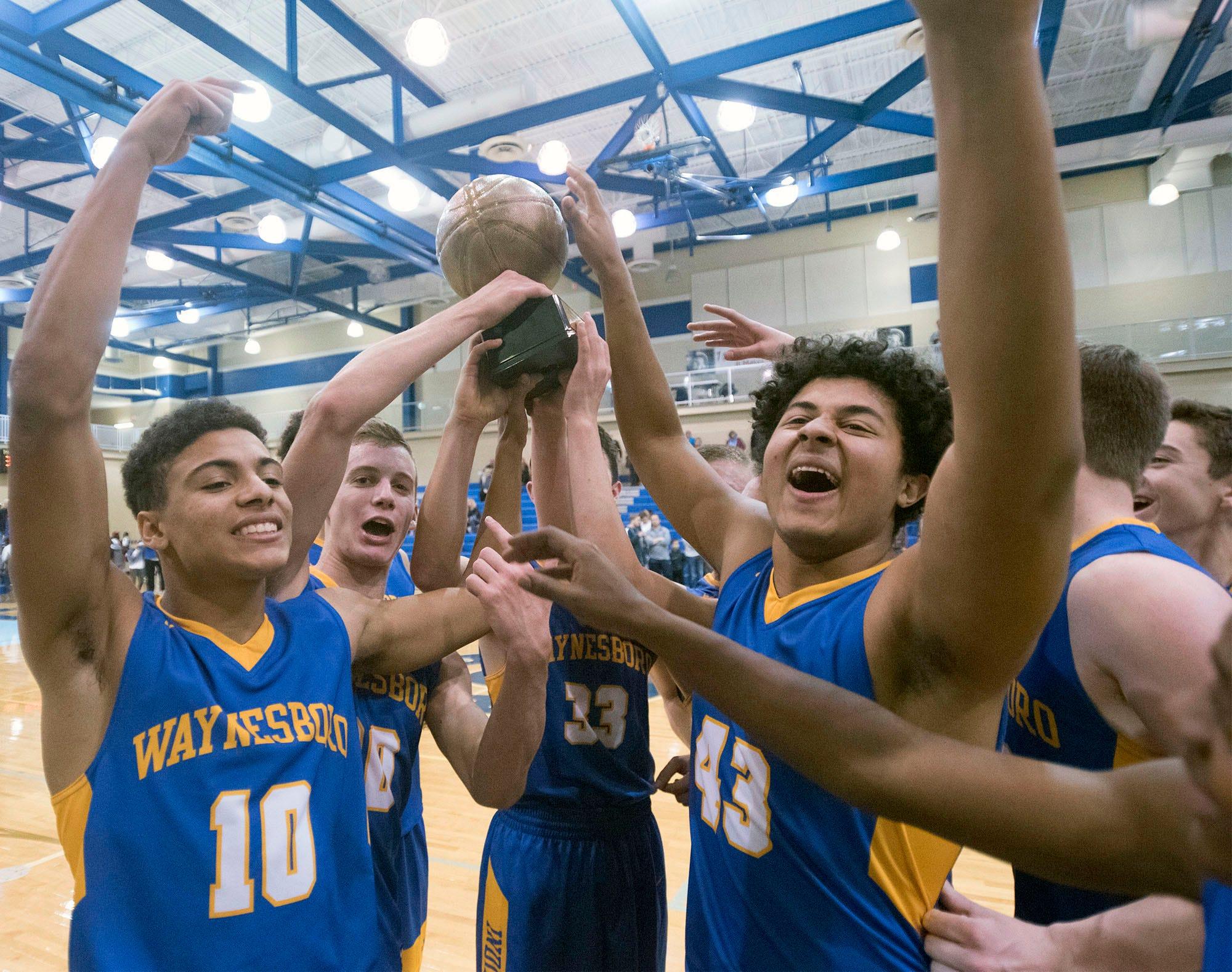 Cpo Mwd 120818 Waynesboro Cashs Boys Basketball