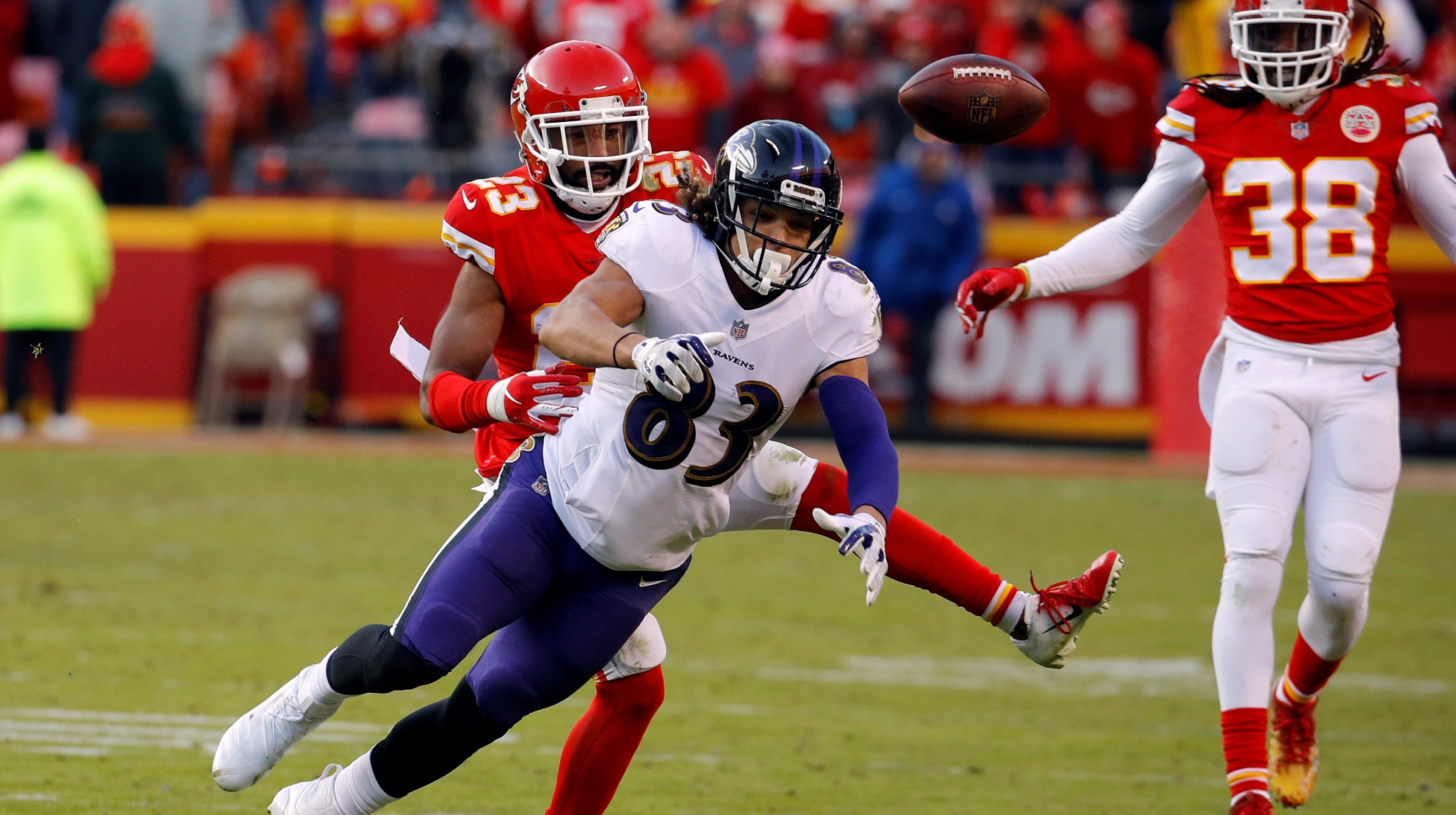 Overtime Field Goal Sends Ravens To 27 24 Loss Against Chiefs