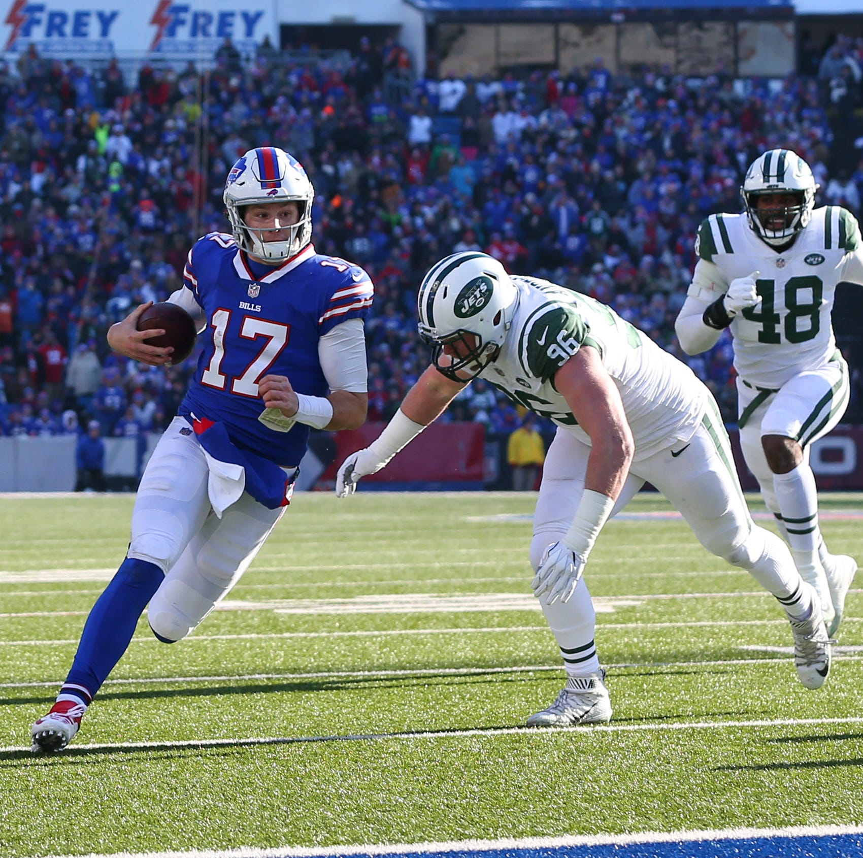 Final score and recap: New York Jets 27, Buffalo Bills 23