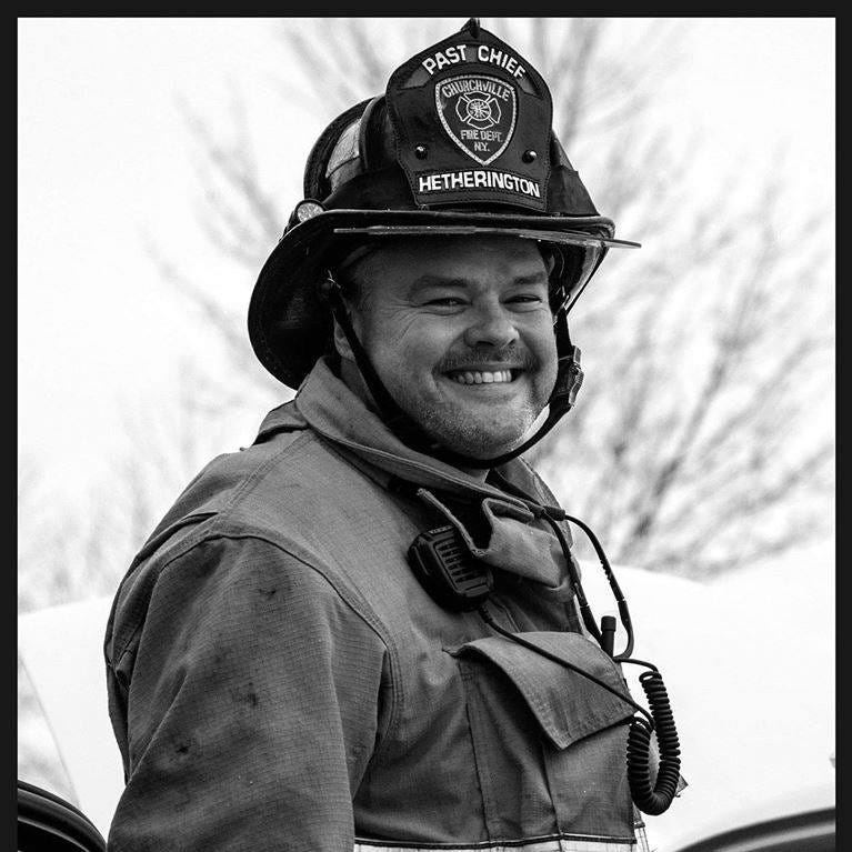 Past Churchville Fire Department chief killed in snowmobile crash in Adirondacks